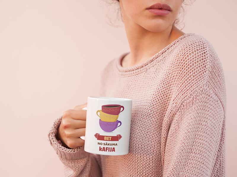 Krūze - Bet no sākuma kafija