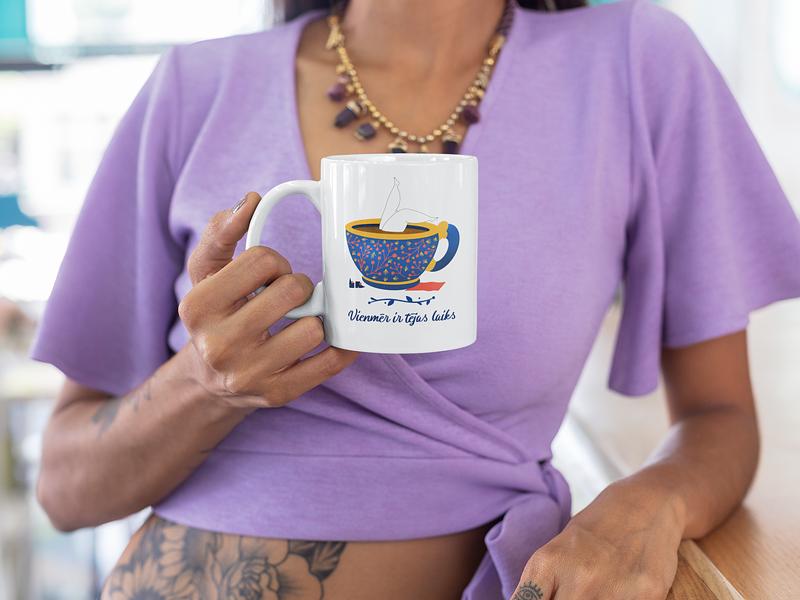 Krūze - Vienmēr ir tējas laiks
