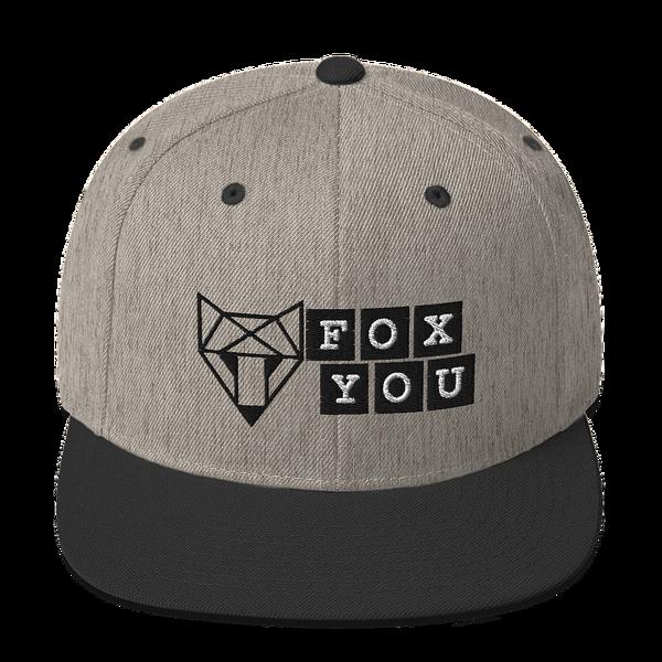 Cepure ar nagu - Fox you