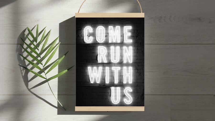 Nāciet skriet kopā ar mums