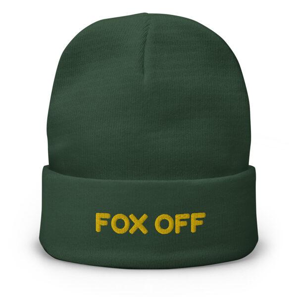 Fox off